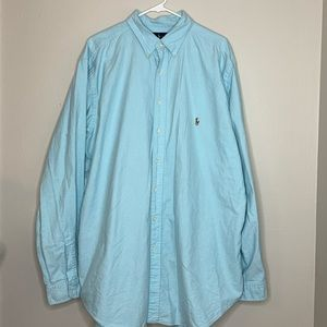 Ralph Lauren | Men's XL Tall Button Down